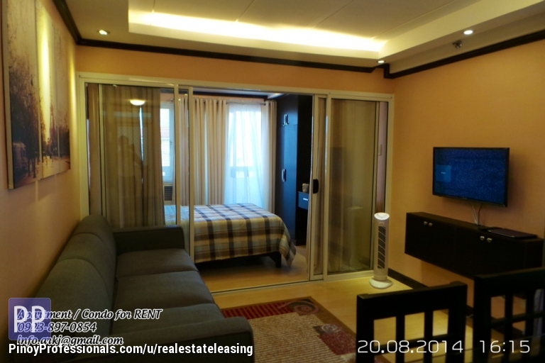 For Rent Resort Type Condominium In Pasig