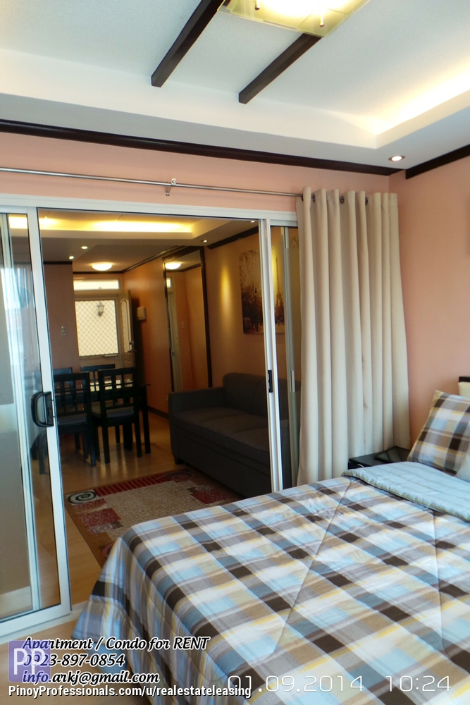 Apartment For Rent In Pasig