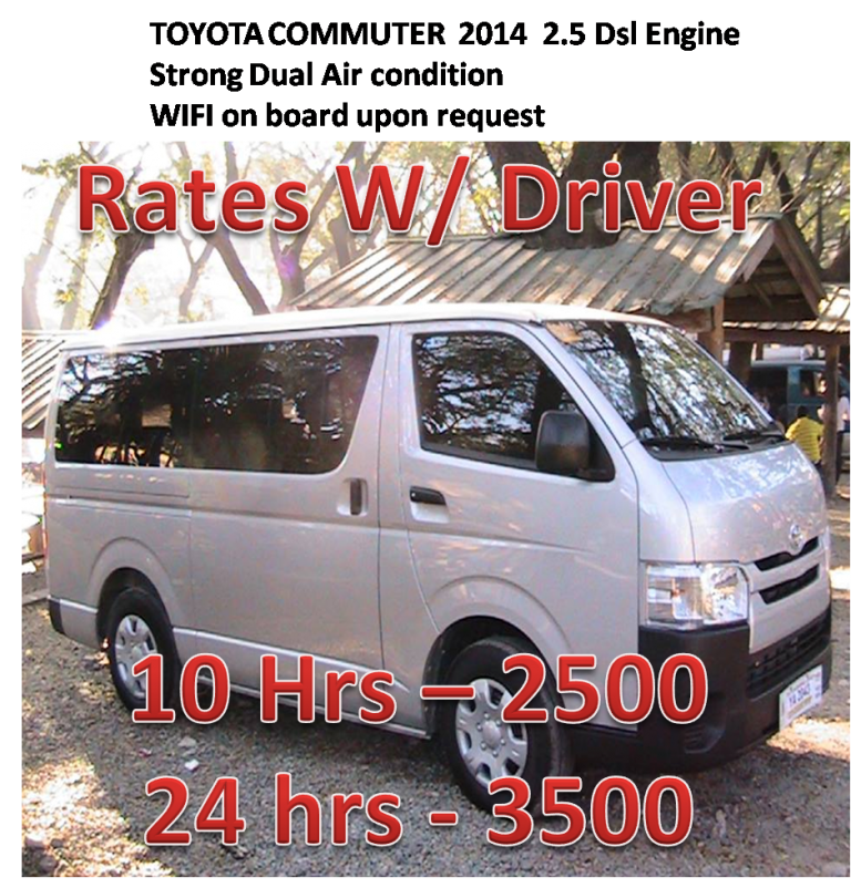 5M Van Rental - Autos/Car Rental in Imus, Cavite [24054