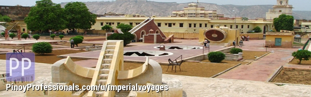 Travel Agents - Book Holiday Packages From Imperial Voyages