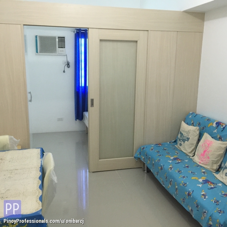 One Room Rent: SMDC Light Residences 1 Bedroom Fully Furnished Amenity View