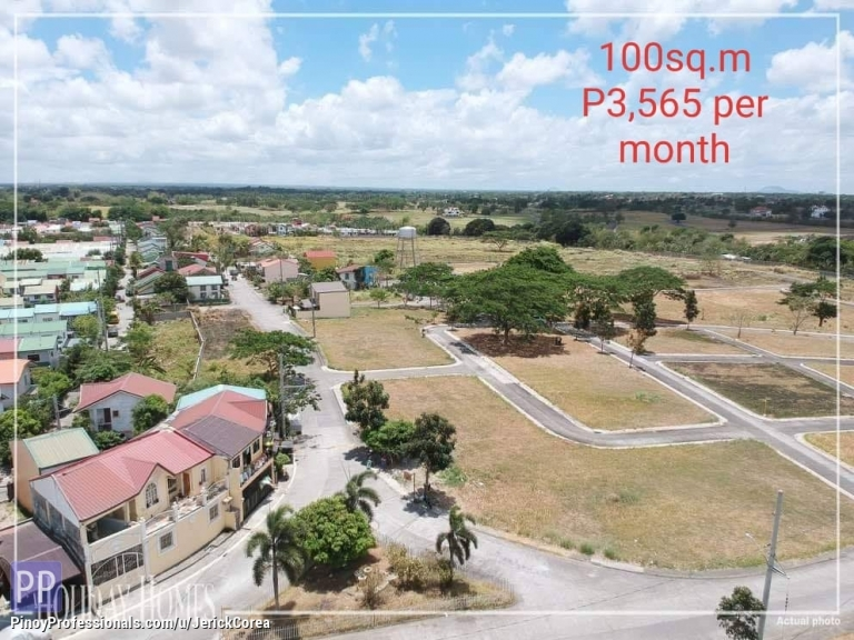 Land for Sale - Vacant lot only for sale in Cavite General Trias 3k monthly