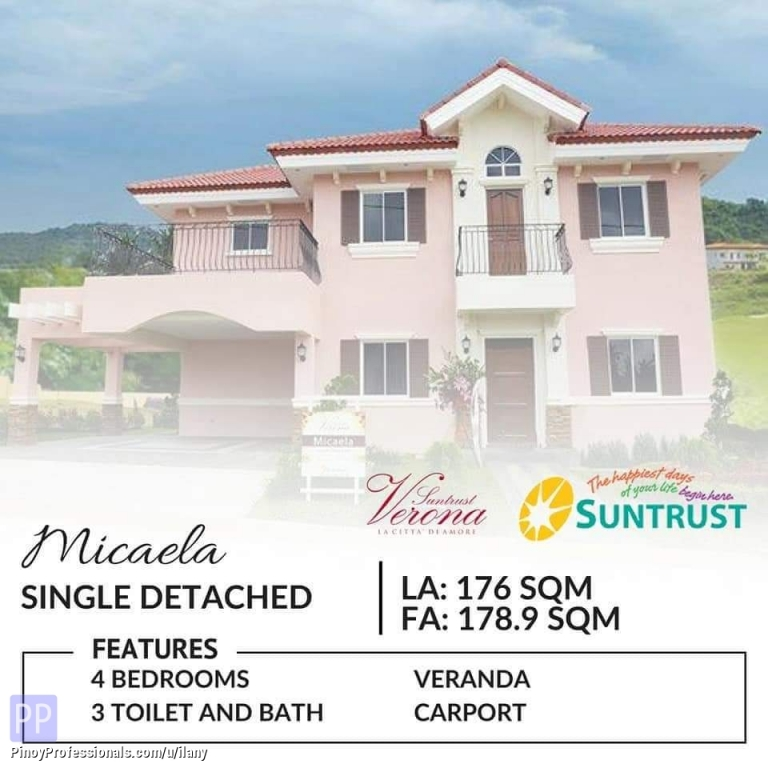 House for Sale - House and Lot near Tagaytay 4BR For Sale