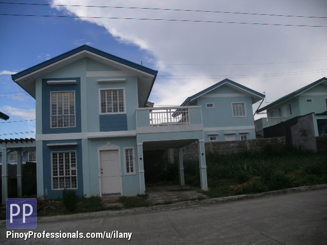 House for Sale - Ysabella Model Governors Hill RFO READY FOR OCCUPANCY REOPEN UNITS @ Governors Hills Ysabella Model 3BR 2TB