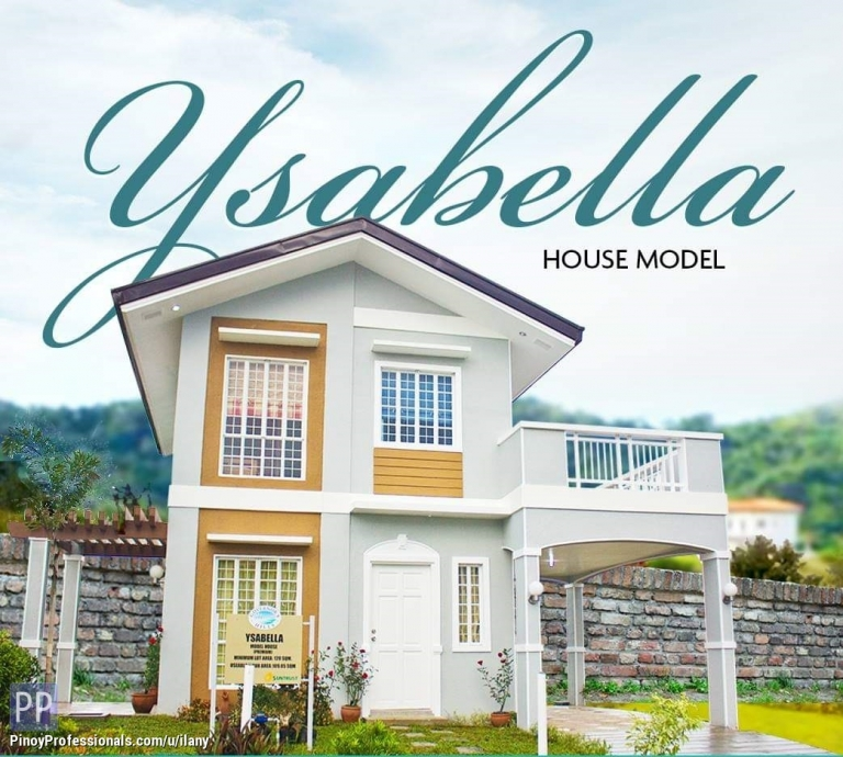 House for Sale - REOPEN UNITS @ Governors Hills Ysabella Model 3BR 2TB