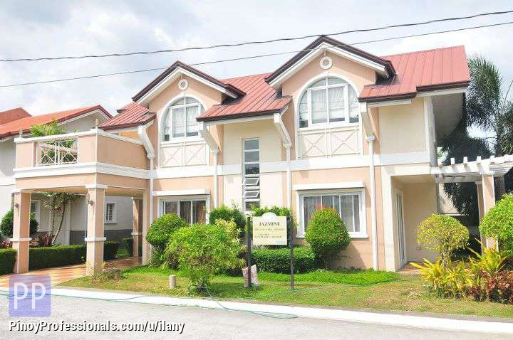 House for Sale - Quality House and Lot near Manila, SM MOA, NAIA, CAVITEx, and CALAx Single Detached House for sale in Gentrias Cavite Governors Hills