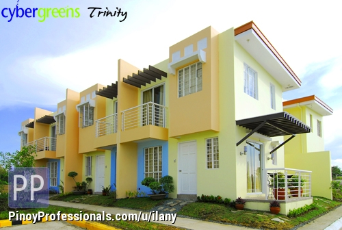 House for Sale - Foreclosed Townhouse for Sale RFO Ready For Occupancy in Dasma Cavite