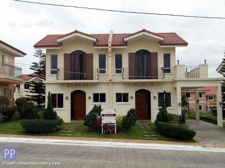 House for Sale - Duplex 3BR House and Lot near NUVALI Sta Rosa Laguna For Sale