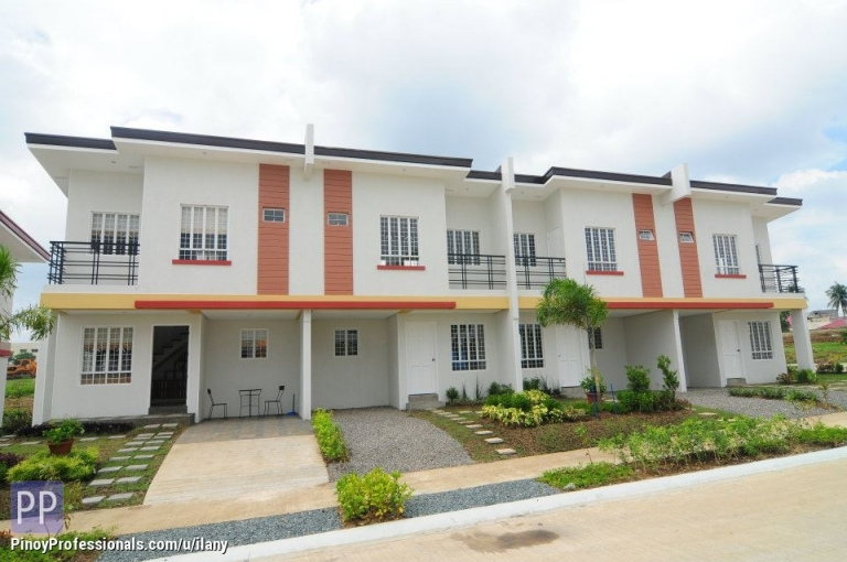 House for Sale - RFO Affordable Townhouse in Calamba Laguna
