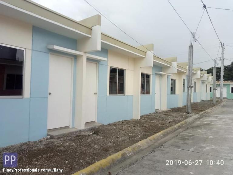 House for Sale - Rent To Own LIPAT AGAD 60K Cash Out PagIbig/Bank Murang Pabahay sa Cavite Rowhouse