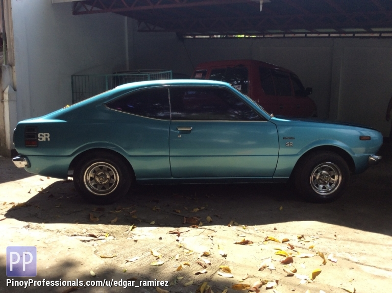 Misc Autos - FOR SALE: Old School Toyota Corolla SR '78