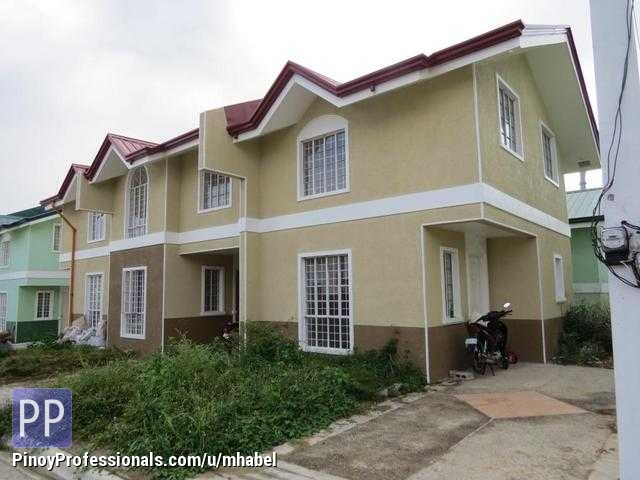 Katrina Model End Unit Townhouse For Sale Rfo Available