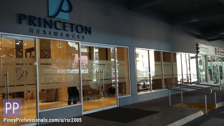 Fully Furnished Condo Unit in Princeton Residences Quezon City For