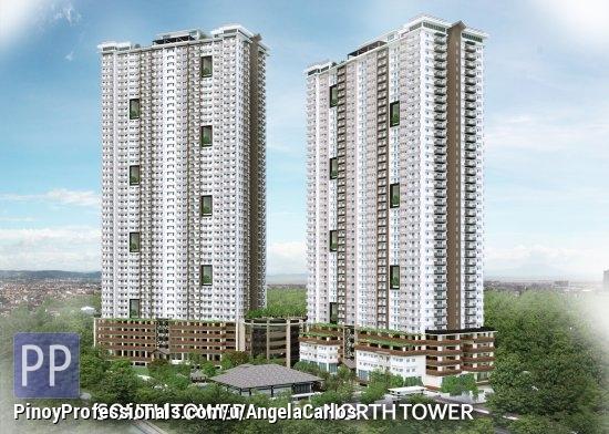 Apartment and Condo for Sale - Zinnia Towers Munoz 1BR 40SQM near Puregold Balintawak