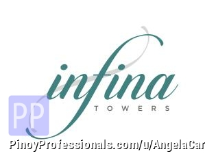 Apartment and Condo for Sale - Infina South Tower Cubao 2BR 53SQM Condo in in Quezon City