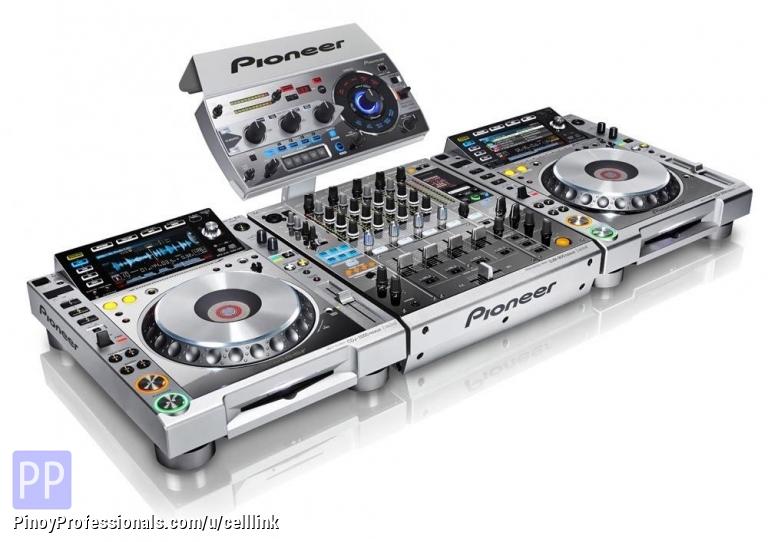 Musical Instruments - Sell DJ Set 2 x CDJ 2000 Nexus & 1x DJM 900 Nexus +1xRMX1000