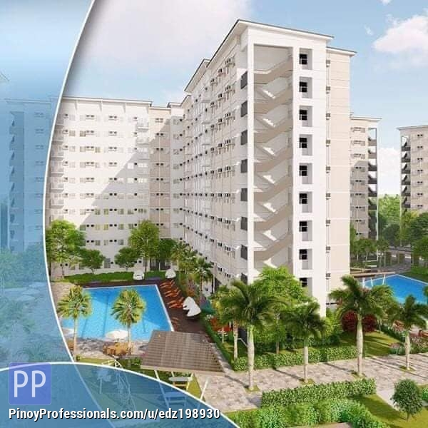 Apartment and Condo for Sale - SMDC Charm Residences Midrise condo Preselling located at Felix ave Cainta Rizal 9k Monthly 2 BR