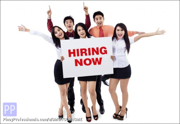 IT and Software Development - DMCI Homes JOB Hiring Urgent Property Consultant / Sales Person - FULL / PART TIME