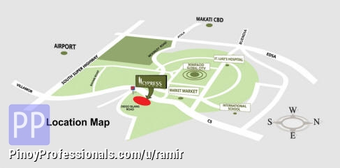 Apartment and Condo for Sale - affordable condo for sale in taguig city. cypress towers by dmci homes