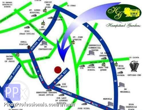 Apartment and Condo for Sale - affordable condo for sale in manila city. hampstead gardens by dmci homes