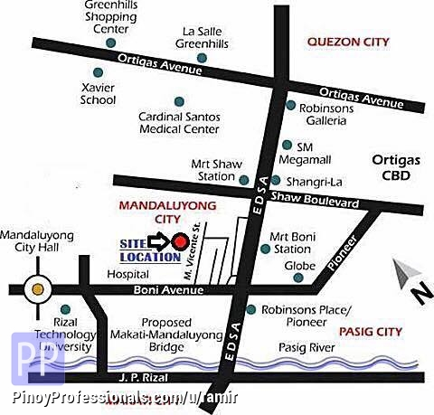 Apartment and Condo for Sale - affordable condo for sale in mandaluyong city. kai garden residences by dmci homes