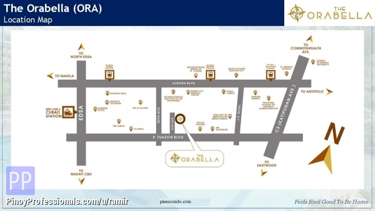 Apartment and Condo for Sale - affordable condo for sale in quezon city. the orabella b dmci homes