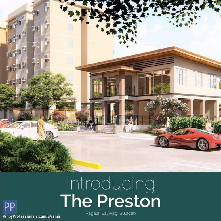 Apartment and Condo for Sale - the preston condo by vista land