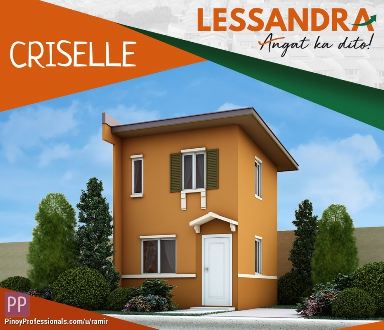 House for Sale - Criselle Lessandra L-Series Model