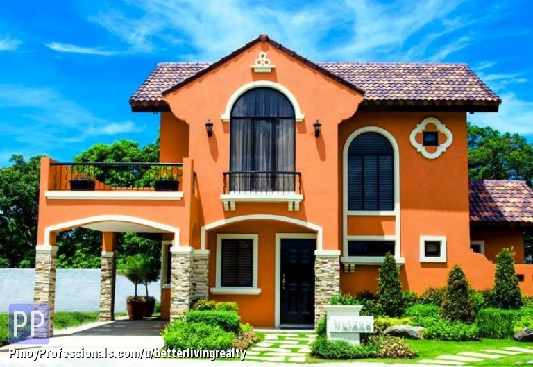 House and lot for sale valenza sta rosa laguna for Laguna house for sale