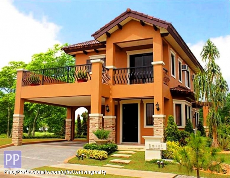 House for Sale - House and lot for Sale Fortezza Cabuyao Laguna