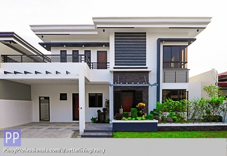 Car Garage For Sale >> Brand new House and lot for Sale BF Homes Paranaque City