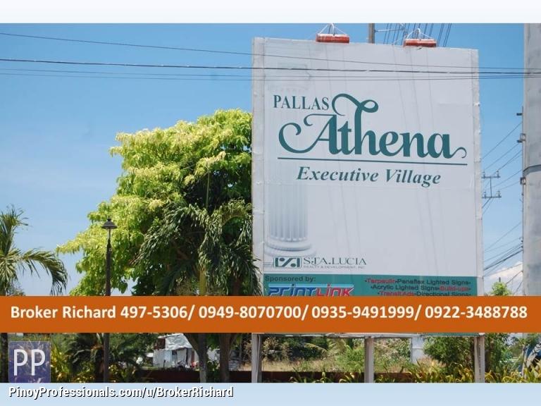 Pallas Athena Executive Village Imus Cavite Subdivision
