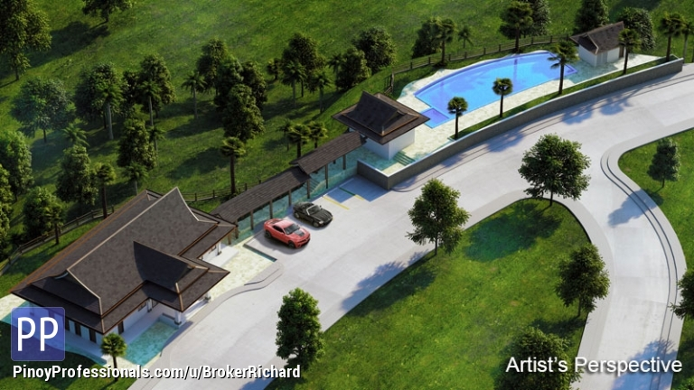 Land for Sale - RACHA MANSIONS Lots @ South Forbes Sta Rosa - 17,500 to 18,700/sqm