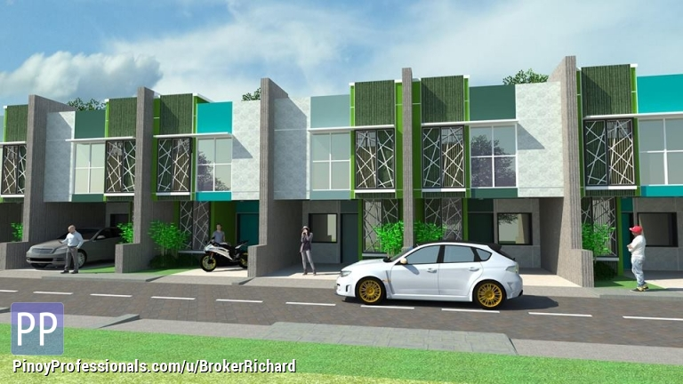 House for Sale - The NEST Ampid San Mateo Rizal Townhouses - 3.3 M up