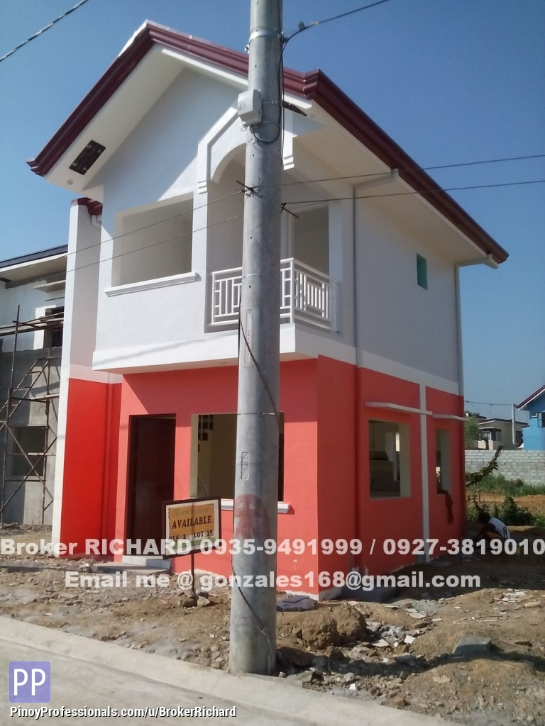 House for Sale - BIRMINGHAM San Mateo Single Attached House = Php 2,668,000