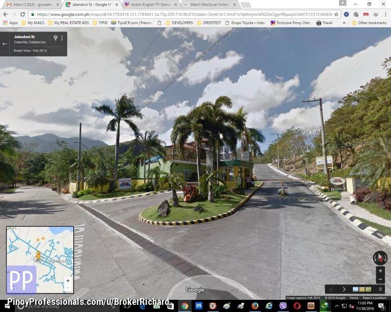Land for Sale - LAGUNA HILLS Calamba Laguna Limited Lots for Sale