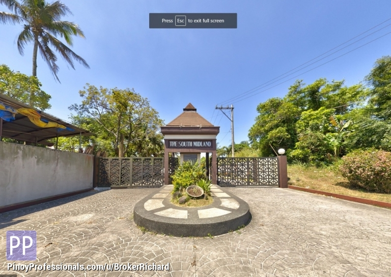 Land for Sale - SOUTH MIDLAND Silang Cavite Lots = 6,900/Sqm