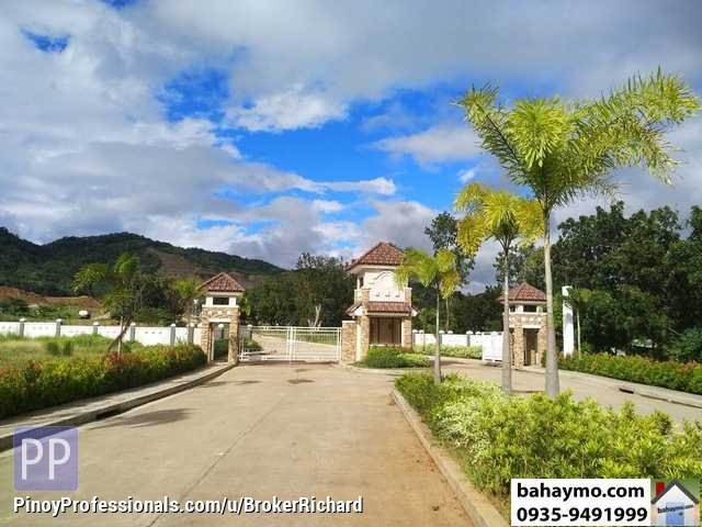 Land for Sale - GREENPEAK HEIGHTS Baras Rizal Lots = 5,500 to 6,000/ sqm