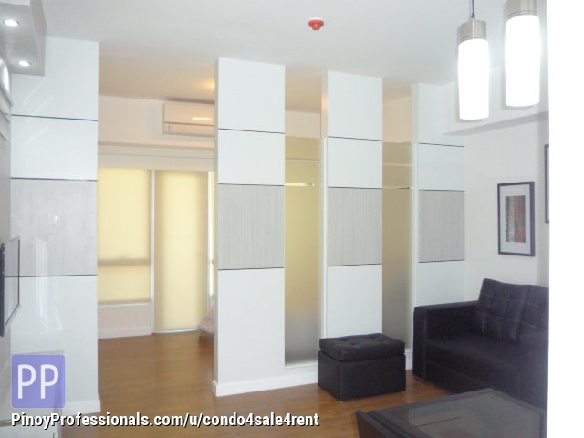 Apartment And Condo For Rent Fully Furnished Studio Unit At The Grand Midori