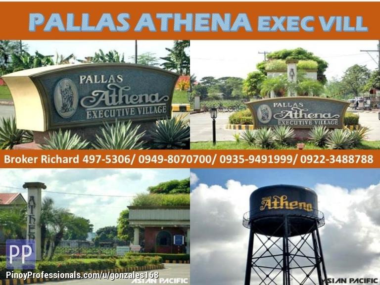 Land for Sale - PALLAS ATHENA EXEC VILL IMUS CAVITE SUBDIVISION LOTS = 6,300/SQM