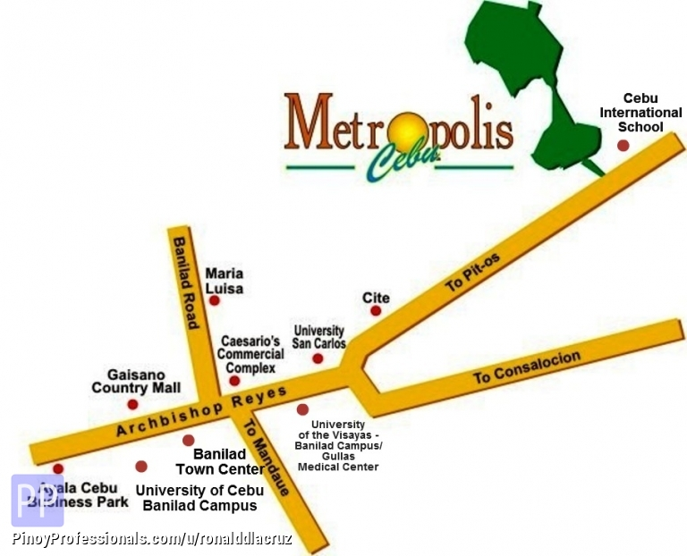 Drive Away Autos >> LOT FOR SALE METROPOLIS SUBDIVISION, PIT OS TALAMBAN CEBU
