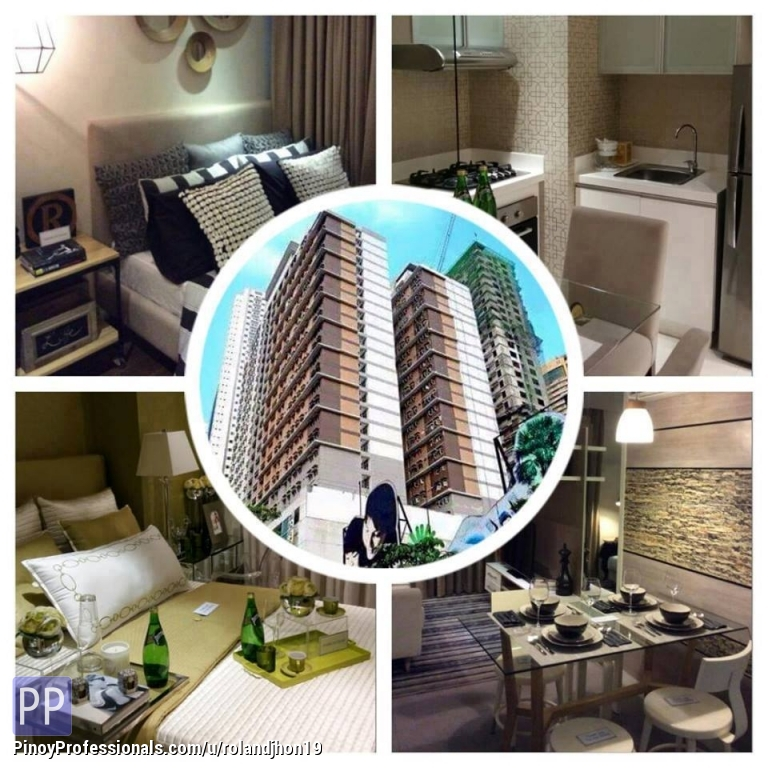 Office and Commercial Real Estate - Rent to own condo in mandaluyong connected to mrt boni as low as 16,000