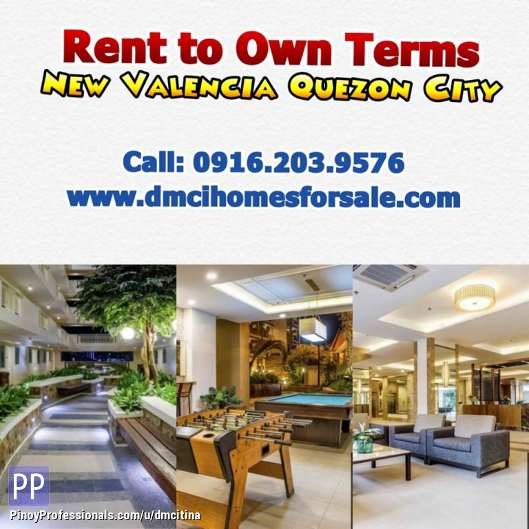 Condo In Quezon City 1br W Balcony Rent To Own At