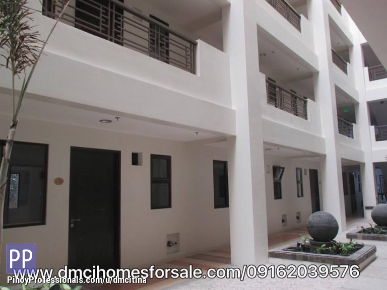 Apartment and Condo for Sale - 3 BEDROOMS CONDO UNIT FOR SALE MIDRISE CONDO NO SPOT DOWNPAYMENT CALL US: 09162039576
