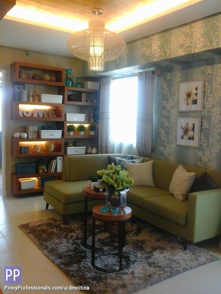 Apartment and Condo for Sale - CONDO FOR SALE IN KAPITOLYO PASIG CITY FAIRLANE RESIDENCES NEWEST CONDO CALL US: 09162039576