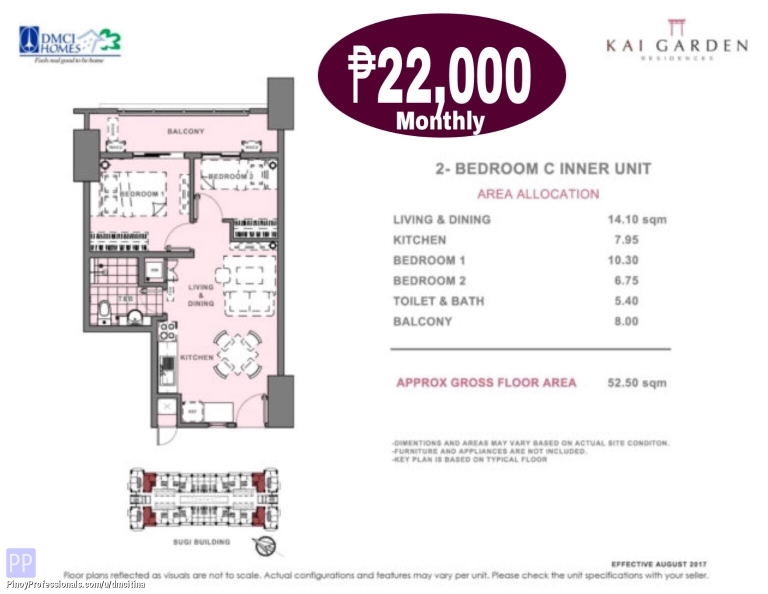 Apartment and Condo for Sale - CONDO FOR SALE IN MANDALUYONG - NEAR MRT BONI - PRE SELLING PRICE CALL US: 09162039576