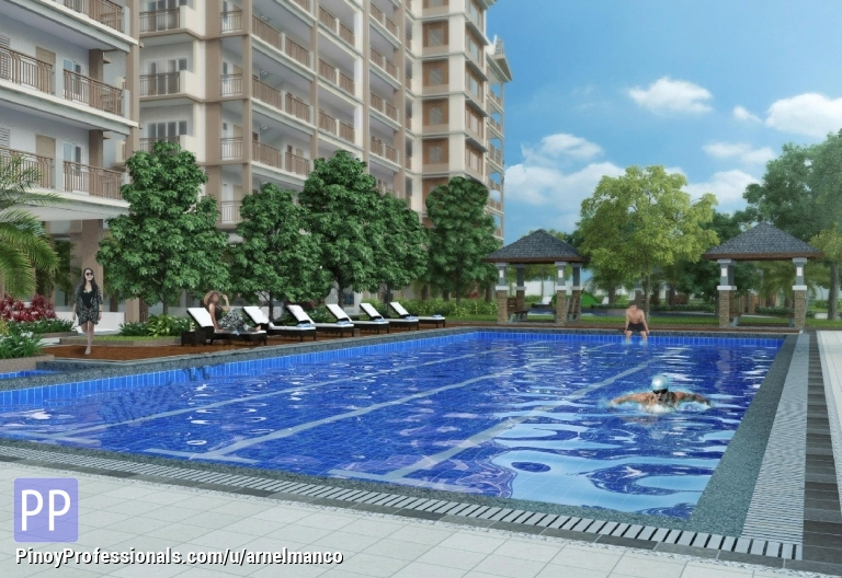 Apartment and Condo for Sale - Pre Selling Condo in Sucat Paranaque Calathea Place by DMCI Homes Resort Type Amenities