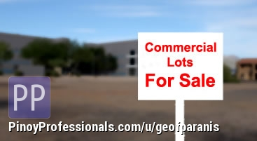 Land for Sale - Commercial lot for Sale Pacita Complex San Pedro Laguna