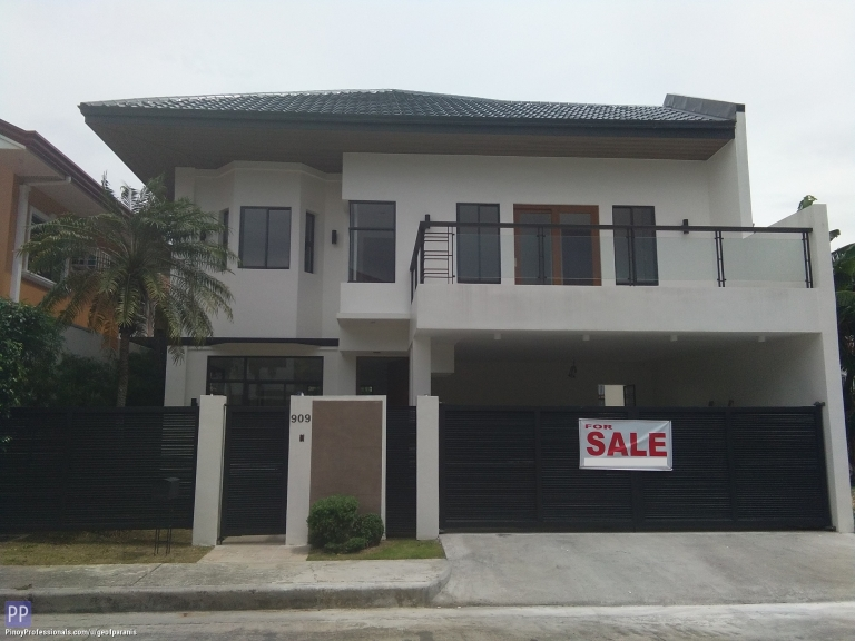 House for Sale - House and lot for Sale Cittadella Executive Village Las Pinas City