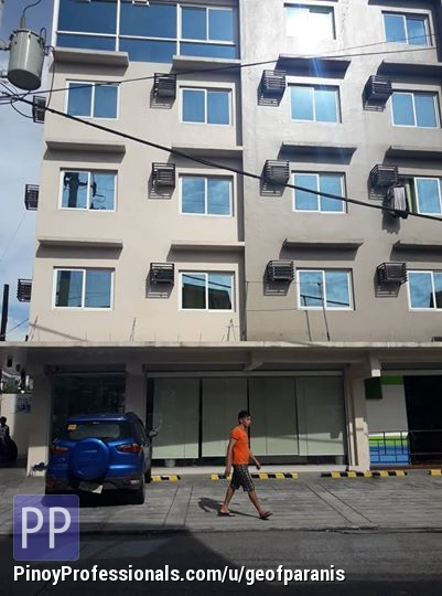 Office and Commercial Real Estate - Commercial Building for Sale Makati City